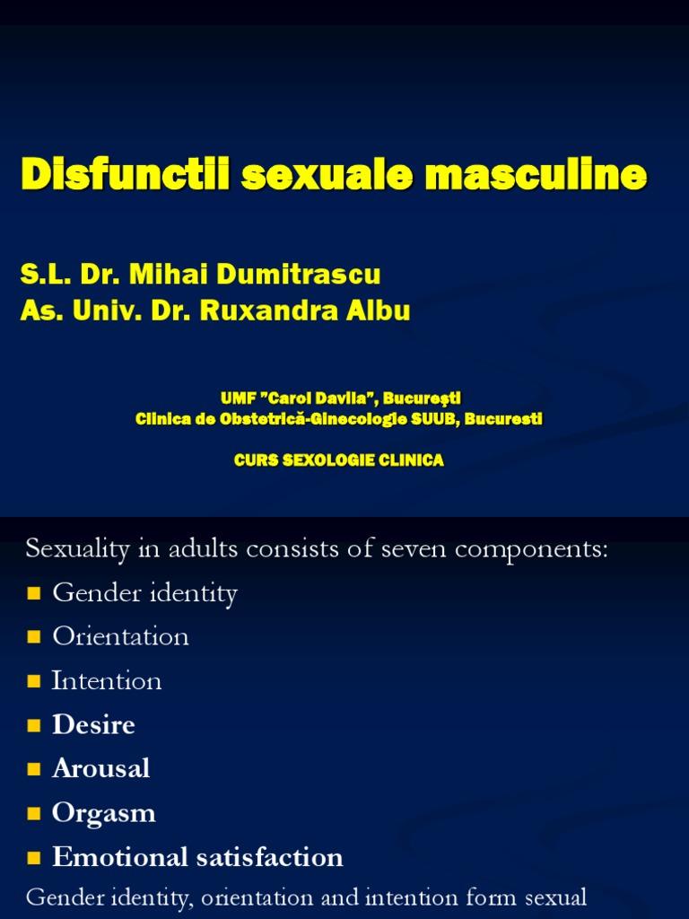 Disfunctia erectila secundara | Cabinet Psihologie Nicolae Nedea