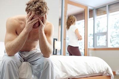 slăbirea erecției cu prostatită membrul a devenit mai moale cu o erecție