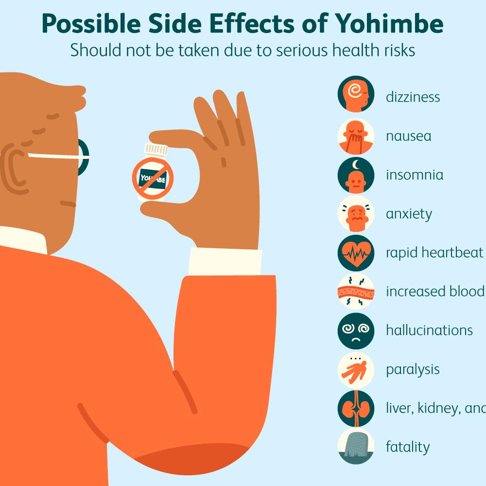 yohimbe forte erection