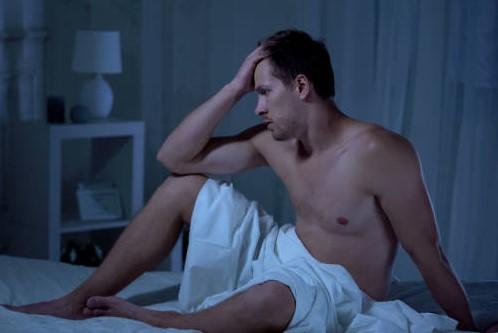 erecție dispărută dimineața erectie gâdilatoare