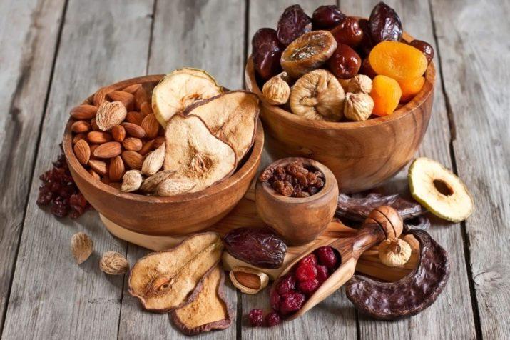 Fructe uscate pentru potenta