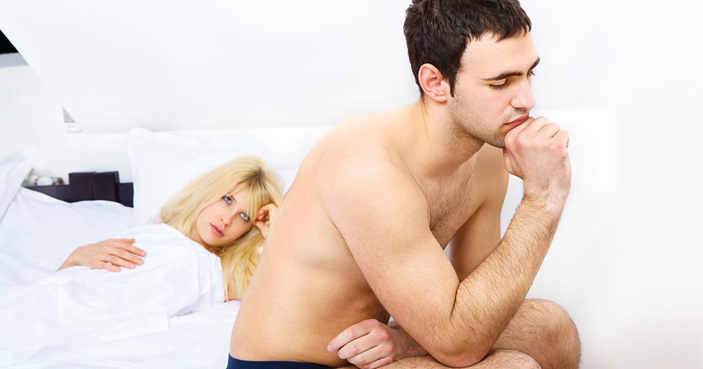 Probleme cu erecţia la bărbaţii tineri: cauze şi soluţii | messia.ro