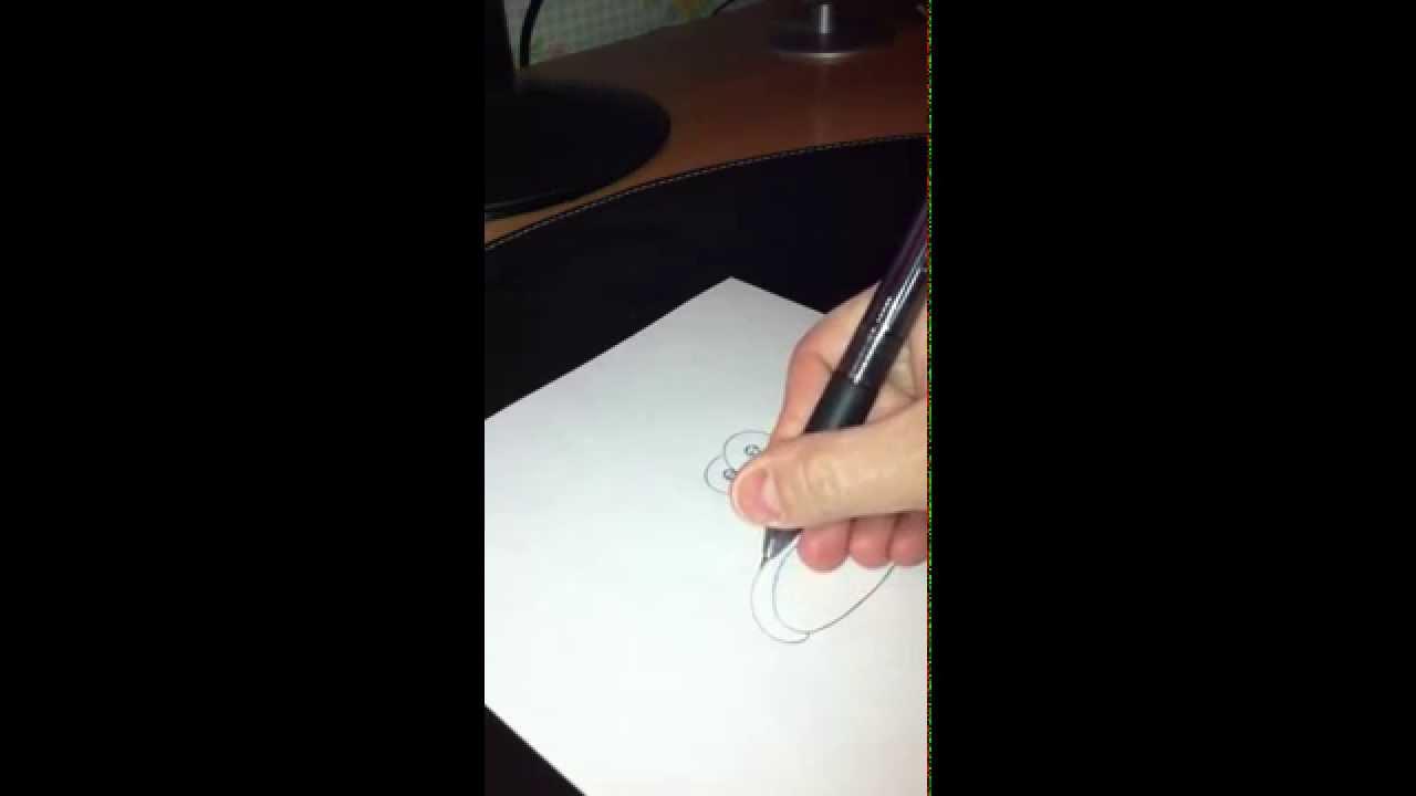 desenează un penis masculin