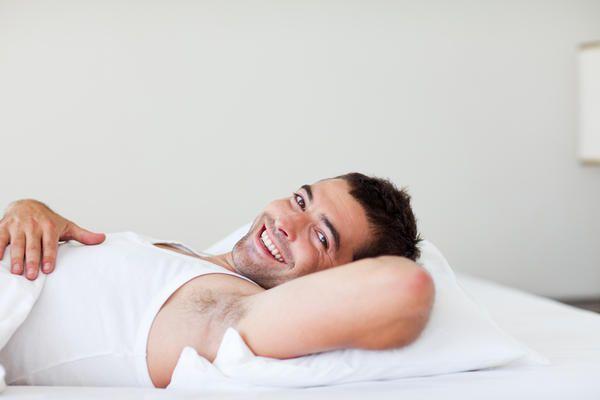 dacă nu există erecție dimineața și seara
