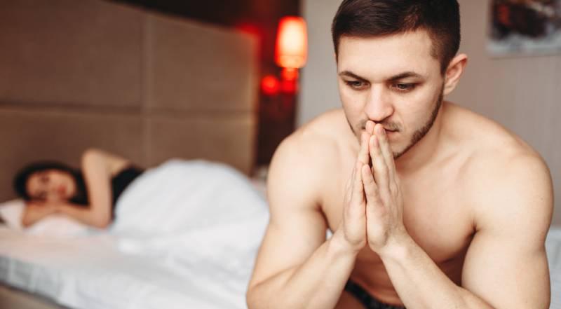 multă lubrifiere în timpul unei erecții