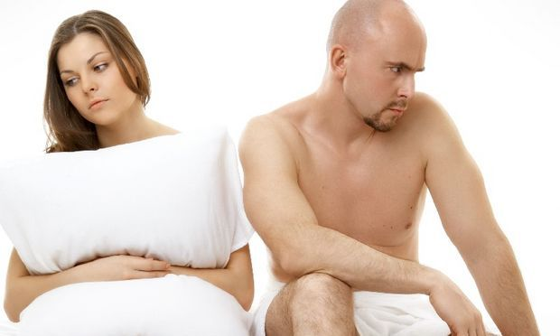 lipsa erecției la femei