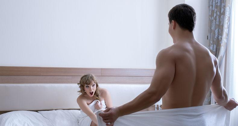 erecție slabă sau lipsită de erecție