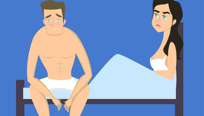 ce afectează scăderea erecției erecția forului feminin