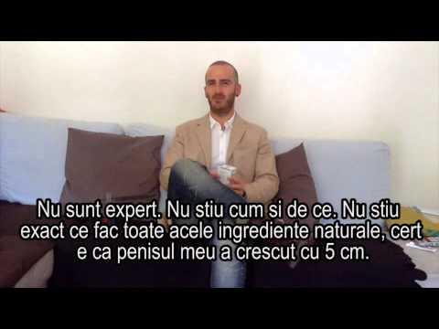 Cum de a mări penisul folosind masaj