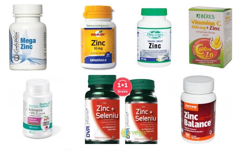 zinc pentru erecție