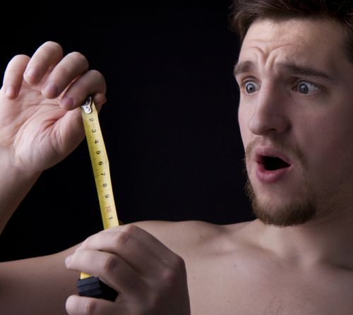 mărirea penisului cu mâna