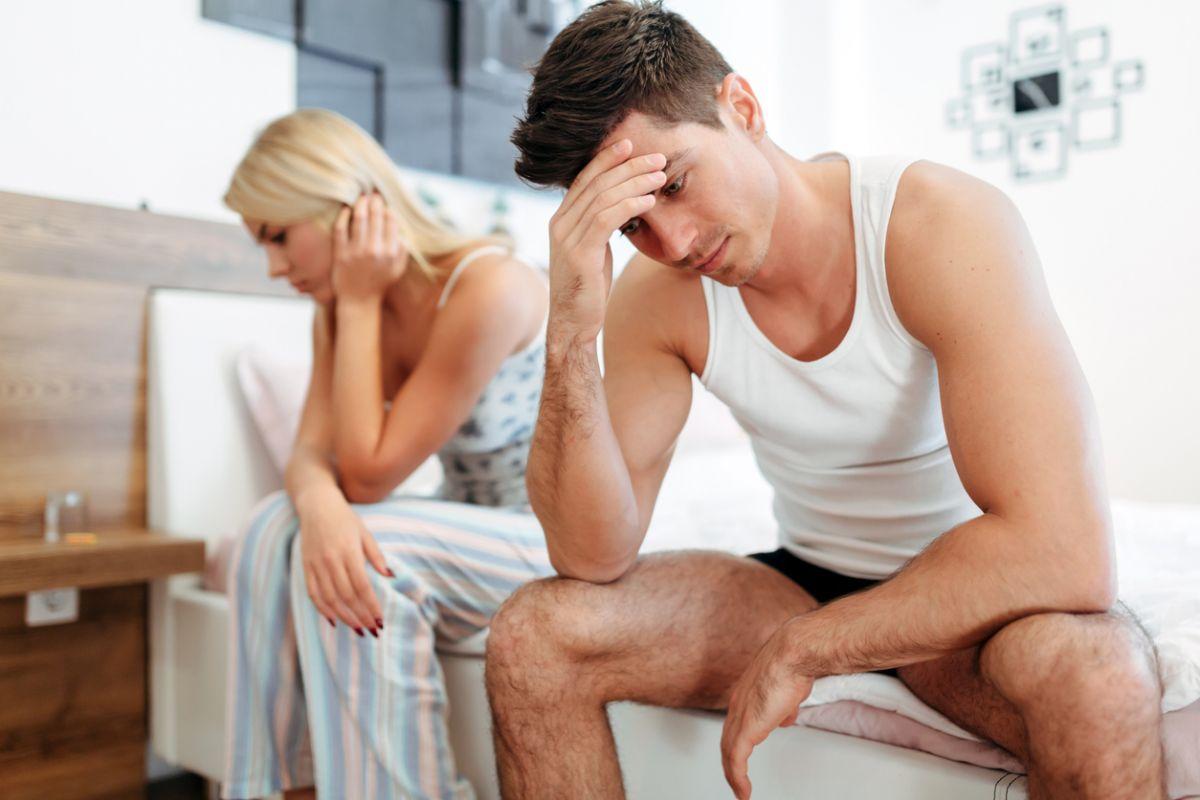 erecție pierdută fără atracție