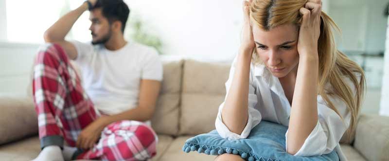 de ce nu există erecție pentru o anumită fată
