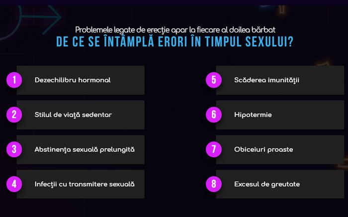 erecție după abstinență prelungită
