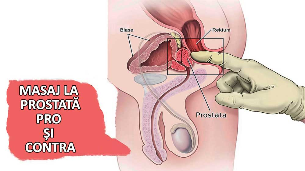 Masajul de Prostată – Ce este și care sunt beneficiile acestuia?