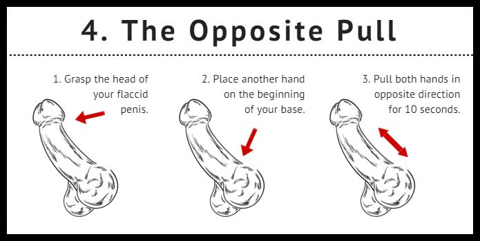 erecția cade apoi se ridică care micșorează penisul
