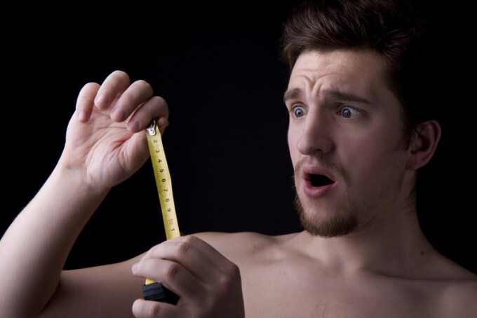 Care este mărimea medie a penisului?