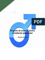 program de stimulare a penisului